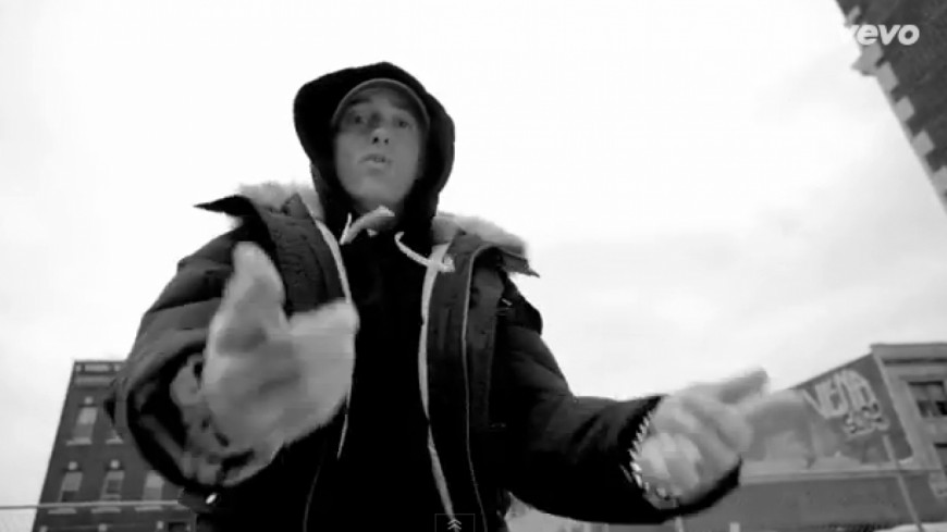 Eminem ft Royce da 5'9'', Big Sean, Danny Brown, Dej Loaf & Trick Trick - Detroit Vs. Everybody (Official Video)