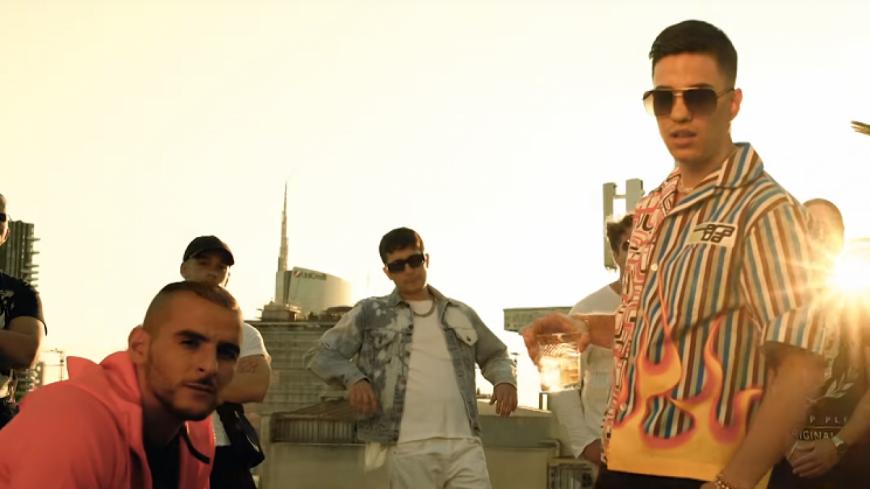 Quand Fianso se met au rap italien !