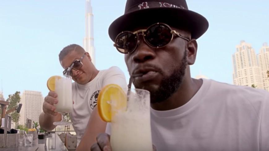 ''Piña Colada'' à Dubaï pour le nouveau clip de DJ Hamida et H Magnum