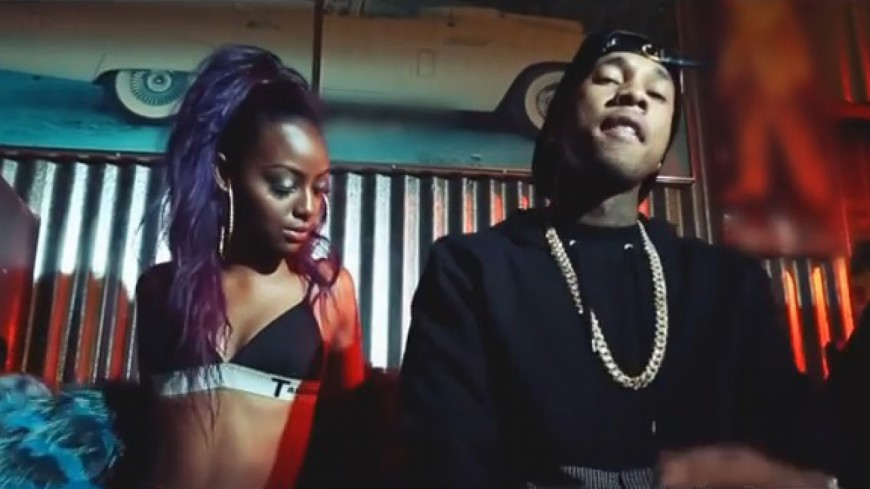 Justine Skye ft Tyga - Collide (Official Video)