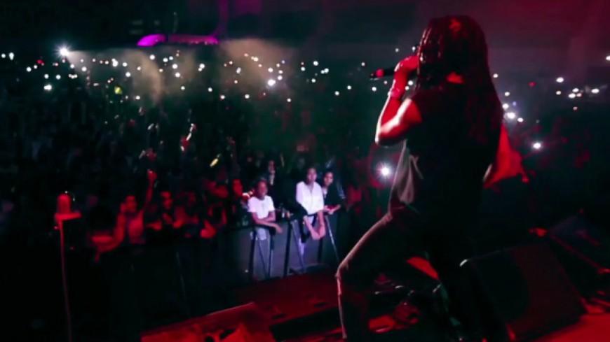 Kalash ft Capleton & Admiral T - Laisse Brûler [remix] (Clip Officiel)