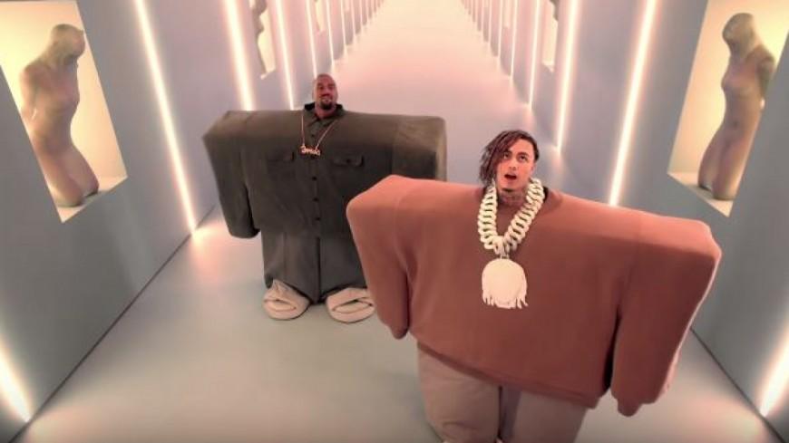 Lil Pump et Kanye West vous présentent leur nouveau clip ''I Love It''