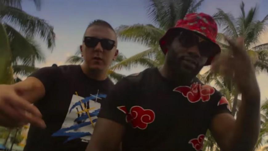 DJ Kayz ft Gradur - Coller Serrer (Clip Officiel)