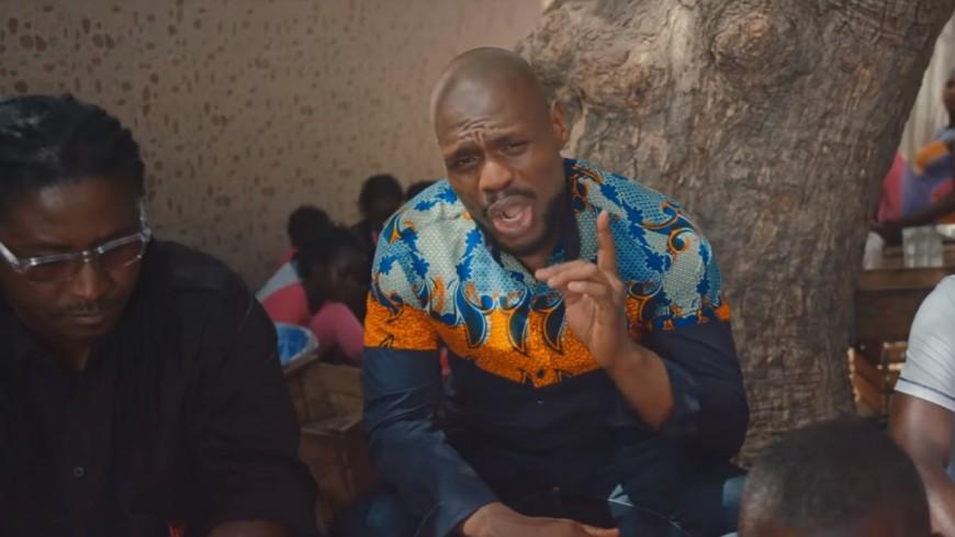 Kery James en direct du Sénégal dans ''Douleur ébène'' !