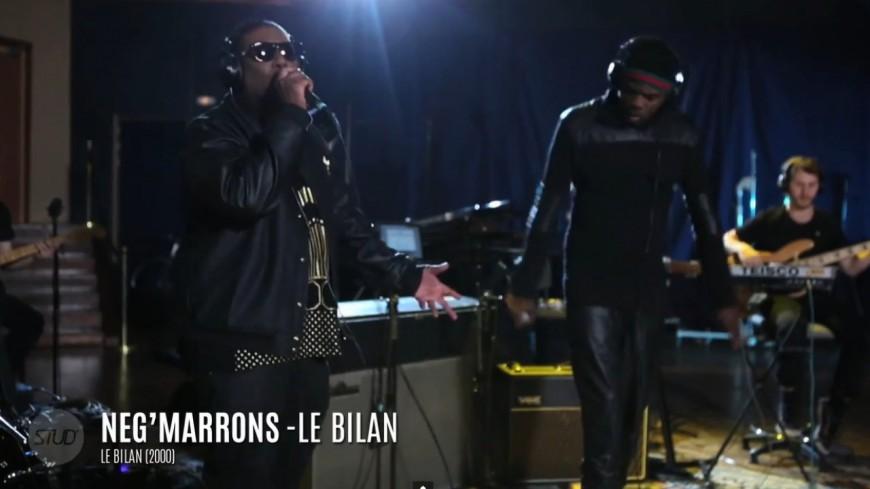 Neg' Marrons - Le Bilan (Stud' Live Session #9)