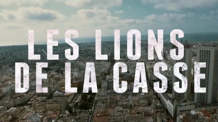 Kalsha s'entoure Des ''Lions de la Casse'' dans son dernier clip !