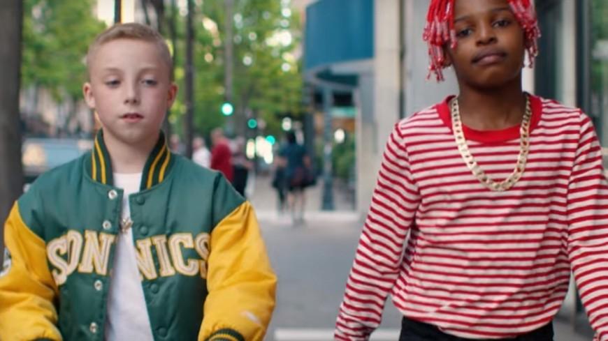 Macklemore et LIl Yachty retournent en enfance dans ''Marmalade'' !