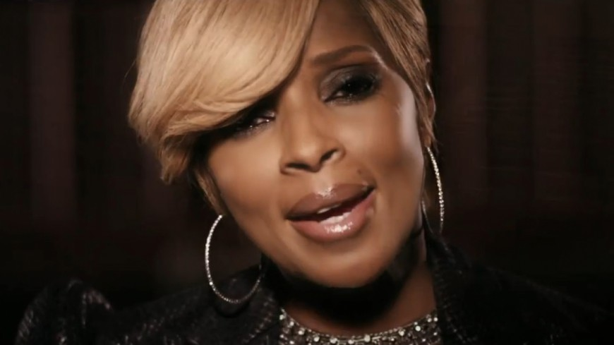 Mary J. Blige - Doubt (Official Video)