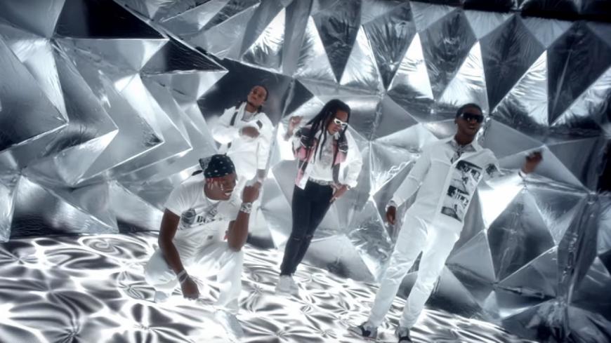 Gucci Mane se fait accompagner des Migos et de Lil Yachty dans son nouveau clip !