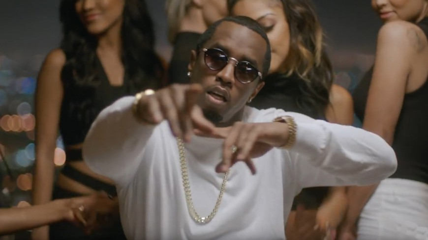Puff Daddy & The Family ft Ty Dolla $ign & Gizzle - You Could Be My Lover (Official Video)