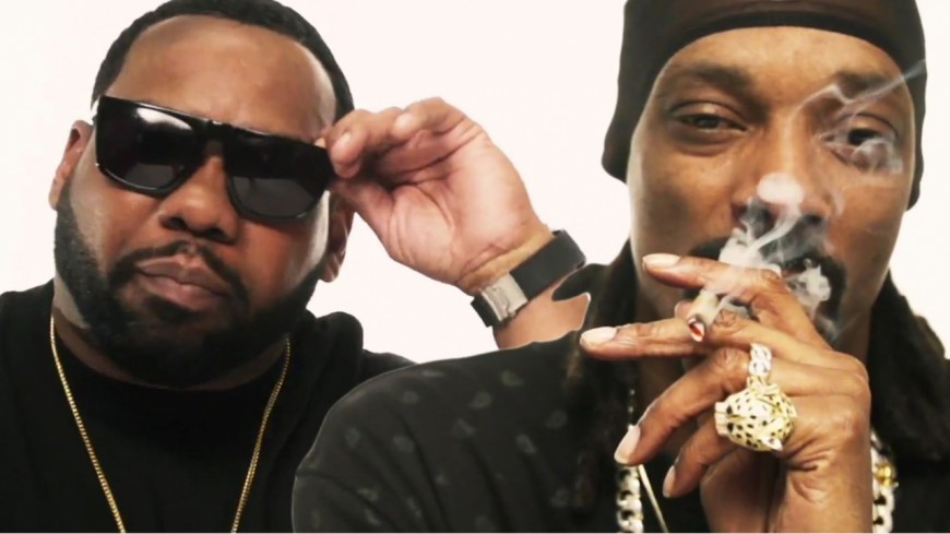 Raekwon ft Snoop Dogg - 1,2 1,2 (Official Video)