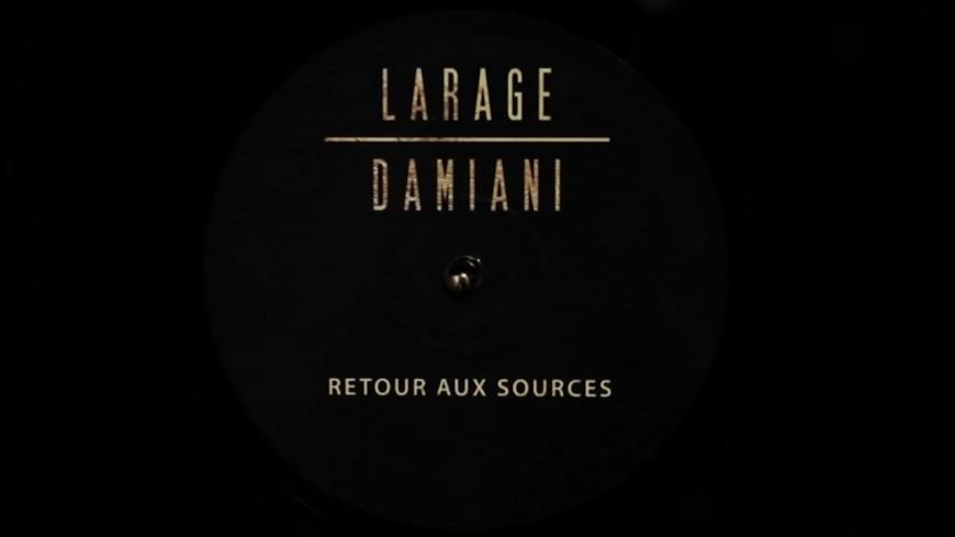 Faf Larage & Sebastien Damiani - Retour Aux Sources (Clip Officiel)