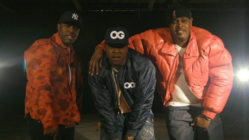Sheek Louch ft Jadakiss & A$AP Ferg - What's On Your Mind (Official Video)