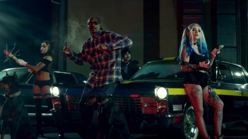 Snoop Dogg ridiculise Trump dans son dernier clip !