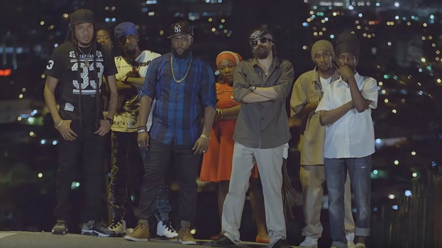 Bunji Garlin & Damian Marley font passer leur ''Message'' !