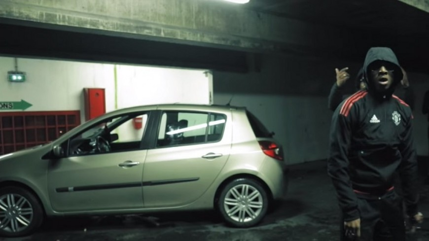 En direct du parking avec Timal pour ''La 7'' !