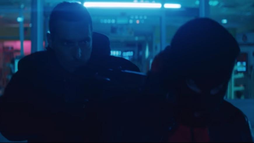 Kalash Criminel invite Vincent Elbaz dans ''Sombre'' !