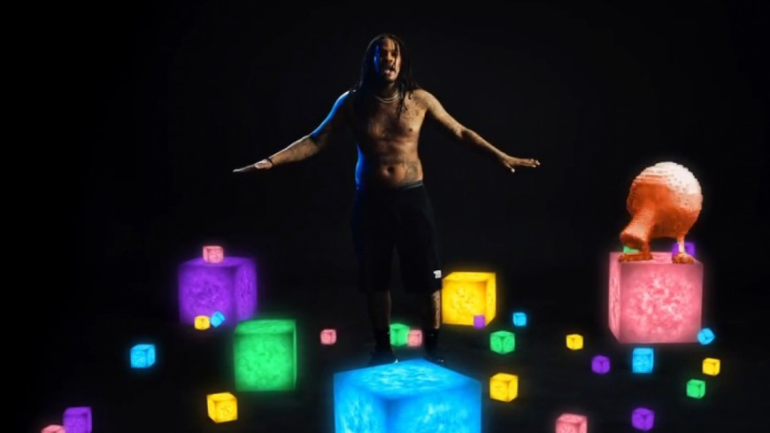 Waka Flocka Flame ft Good Charlotte - Game On (Official Video)