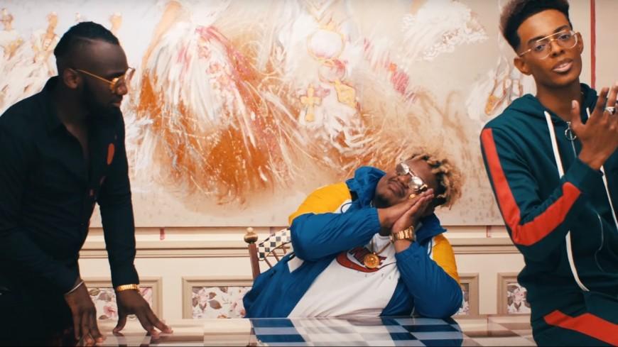 Dr. Yaro & La Folie collaborent avec Naza pour ''C'est la vie'' !